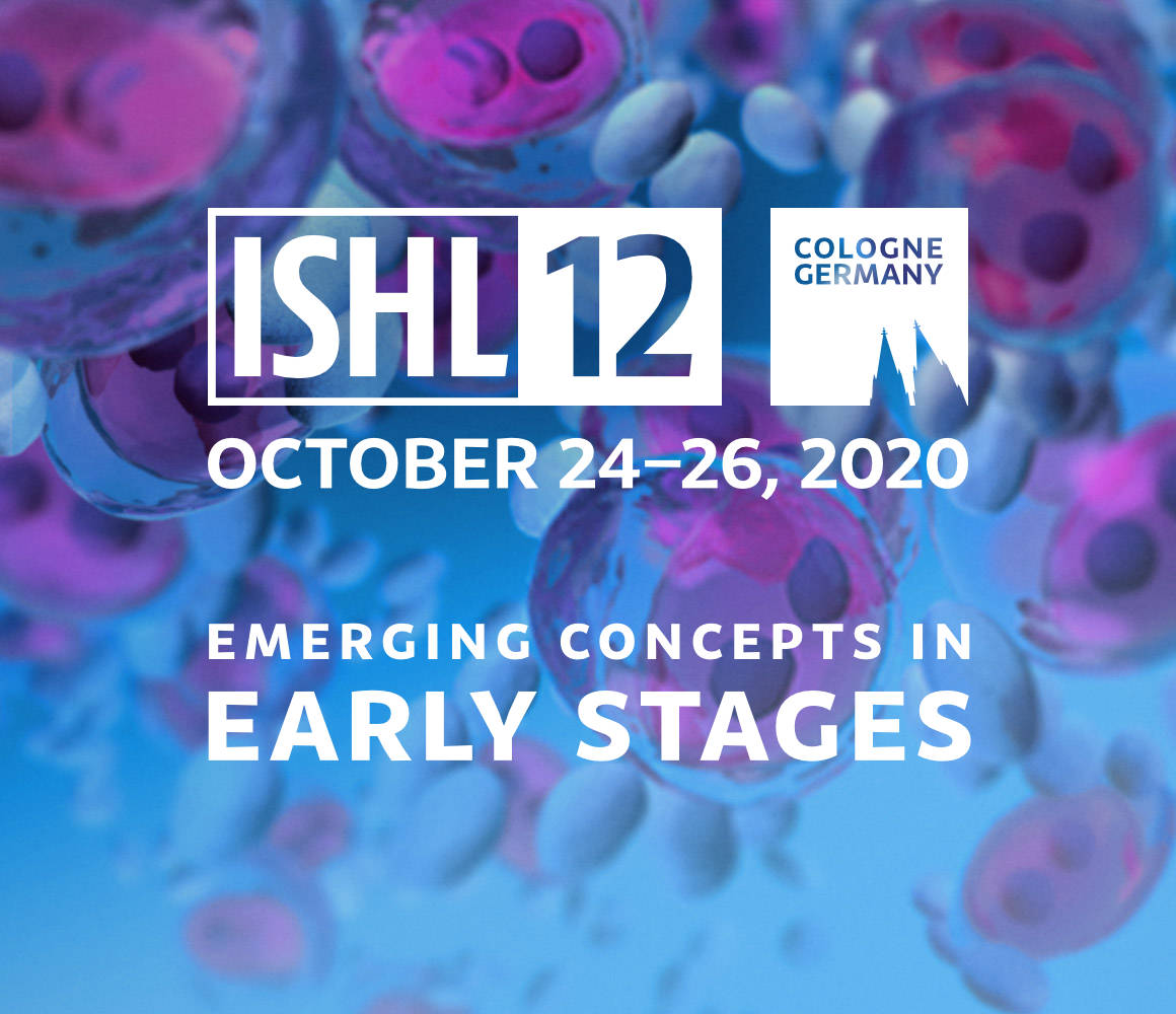 ISHL12 - Emerging Concepts in Early Stages