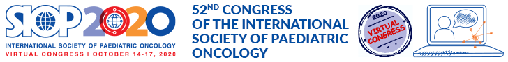 Banner of International Society of Pediatric Oncology