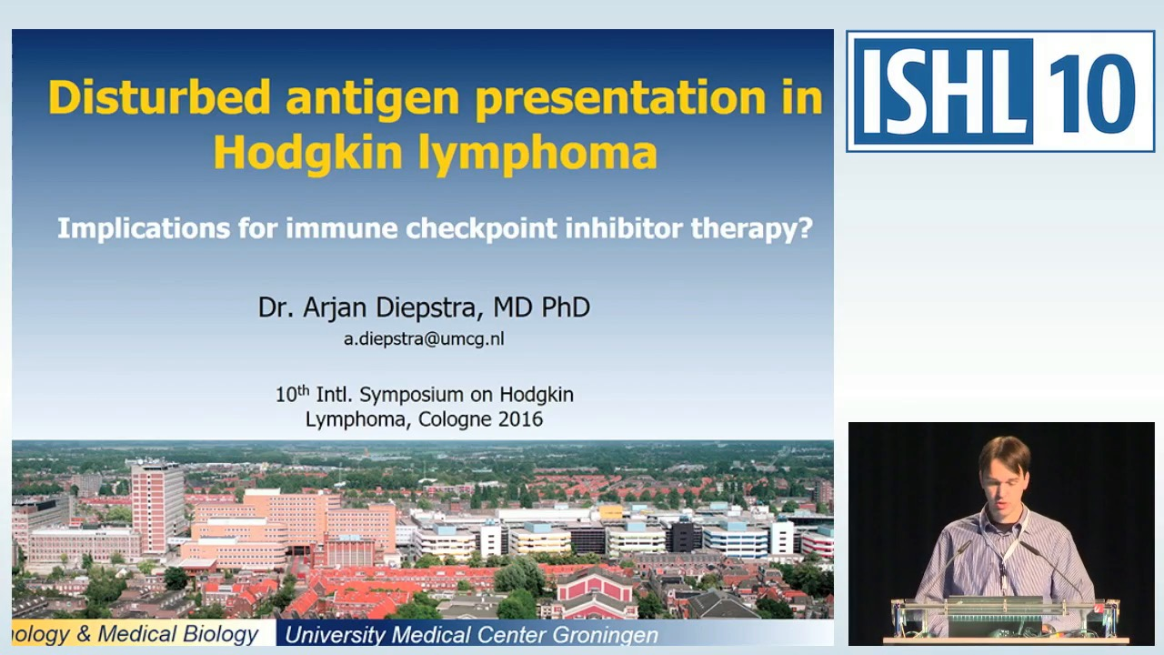 Disturbed antigen presentation in classical Hodgkin Lymphoma: implications for immune checkpoint inhibitor therapy?