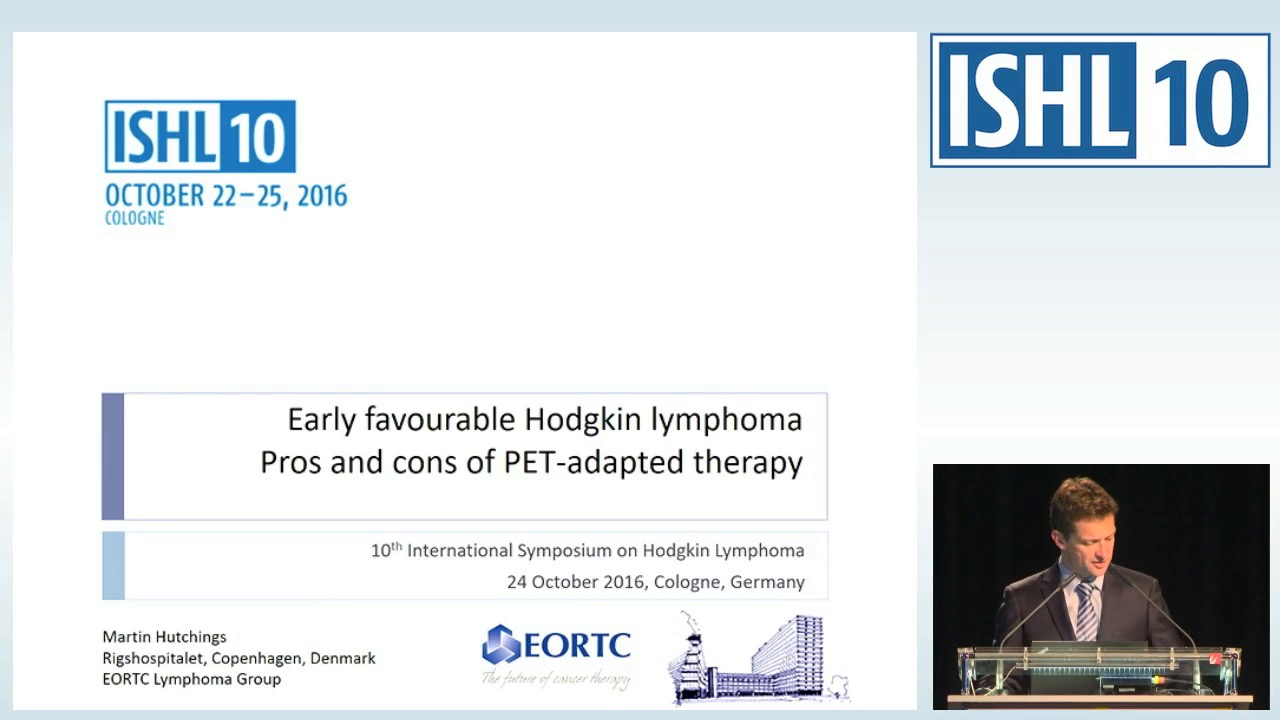 Early favorable HL: pros and cons of PET-adapted therapy